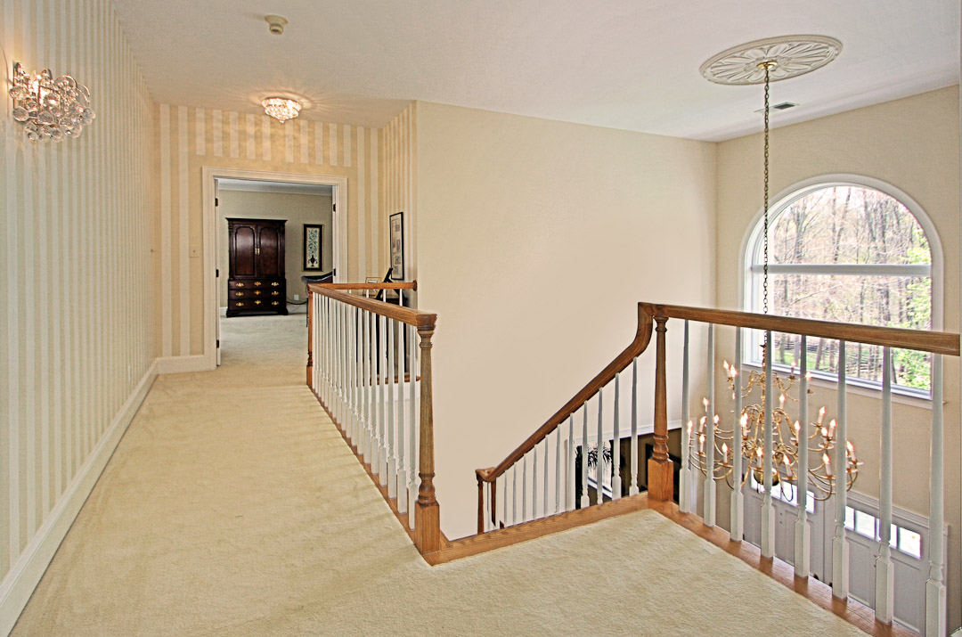 Cute garage stairs landing flooring ideas selection for House landing